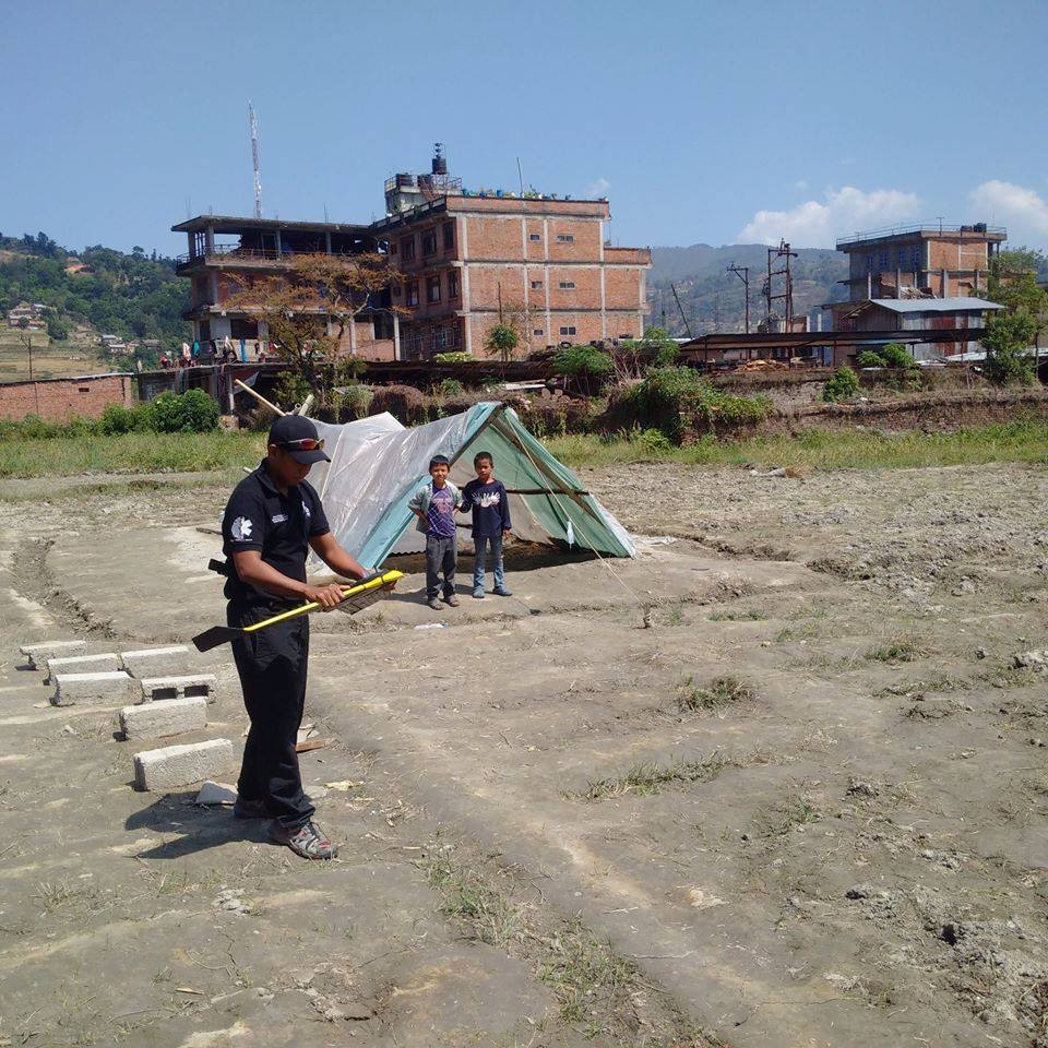 Nepal Earthquake | Global D.I.R.T. Disaster Immediate Response Team