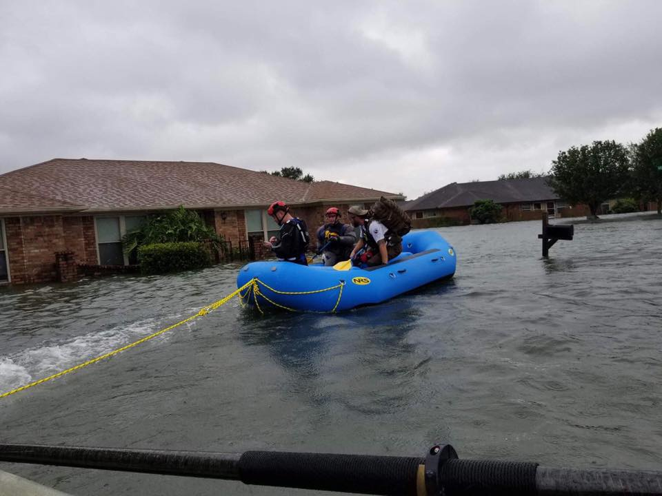 Hurricane Harvey | Global D.I.R.T. Disaster Immediate Response Team